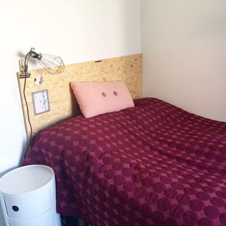 DIY bed bedroom @ceciliesbolig