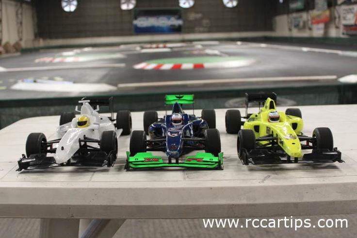 F1 RC Cars