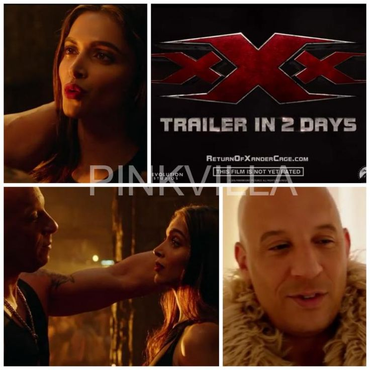 Deepika and Vin's Chemistry is Scintillating in the New Teaser of xXx - The Return Of Xander Cage! | PINKVILLA