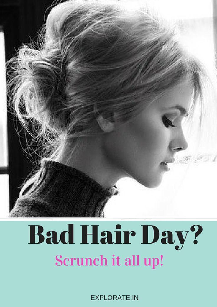 What bad hair day? Where? #DailyTips
