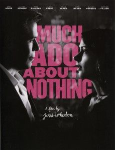 Much ado about nothing - adapter Shakespear