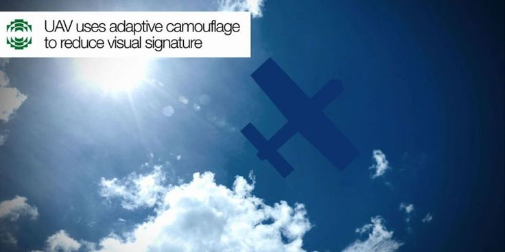 How Active Camouflage Will Make Small Drones Invisible