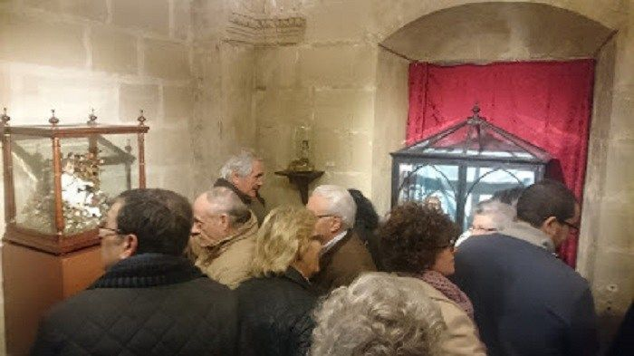 Las visitas a la iglesia de Santiago de Jerez prosiguen durante julio con un nuevo horario | JerezSinFronteras.es