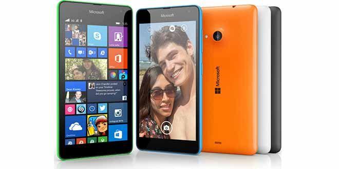 Διαγωνισμός TopNews.gr με δώρο ένα κινητό Microsoft Lumia 535 | Διαγωνισμοί με δώρα