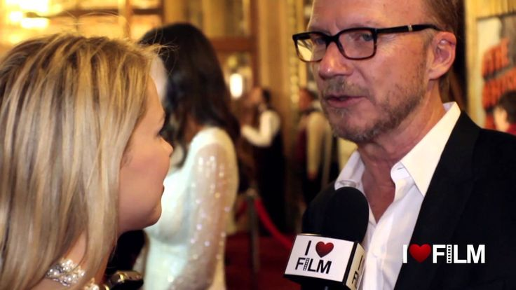 Third Person Interview with two time Academy Award® winner Paul Haggis (Crash, Million Dollar Baby) at the Toronto International Film Festival 2013.