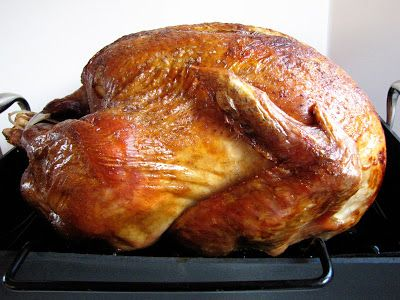 perfectly moist convection (or regular) oven roasted turkey