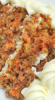 Carrot Cake (Scratch)