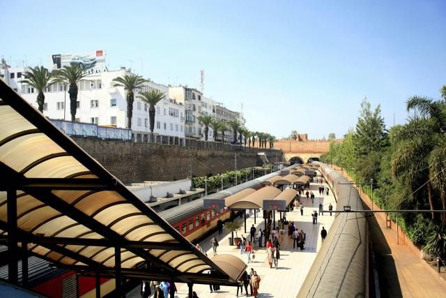 Train Travel in Morocco. Find out how to book your train ticket in Morocco, how long it takes to get from Casablanca to Fes or Tangier to Marrakech, how much a train ticket costs, if there's food on board and more useful Morocco train travel tips.