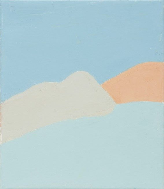 Untitled by Etel Adnan at Galerie Lelong | Ocula