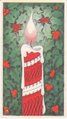 58 best holiday clip art images on Pinterest | Vintage cards ...
