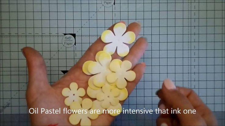 Foamiran flowers tutorial / Kurs na kwiaty foamiran