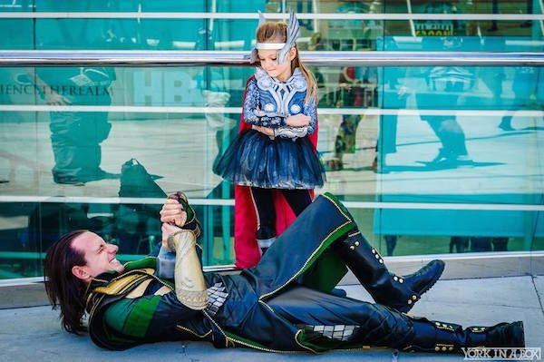 thor and loki 2 The cuteness is killing me!
