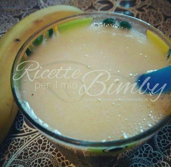 Succo di frutta alla banana