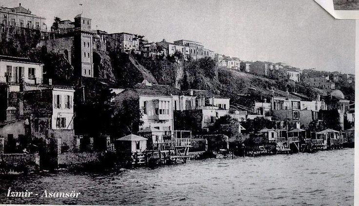 İzmir-Asansör