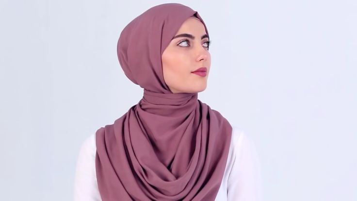 Hijab Tutorial for Maximum Chest Coverage 2