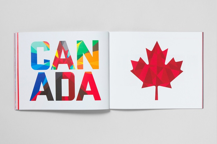 """""""If graphic design were an Olympic sport, Canada would at least medal."""""""