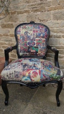 Our Marvel comic chair is up for grabs for our Christmas retro Gift Competition. We have a great range of comic furniture for kids and adults in our online shop.  Our competitions are also on our face book fan page with details. But if you want a chance to win this amazing comic armchair please re pin this chair and share for a chance to win for Christmas.  Repin it, to be innit.  Win Win !!!
