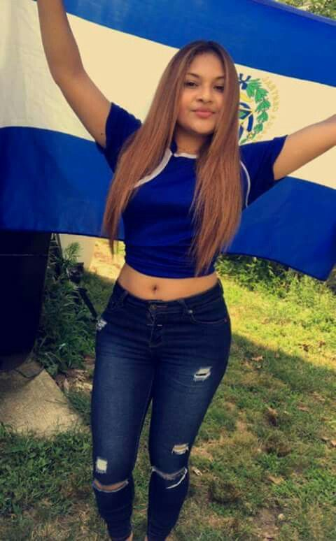 bella salvadorea  chicas hermosas salvadoreas  Chicas