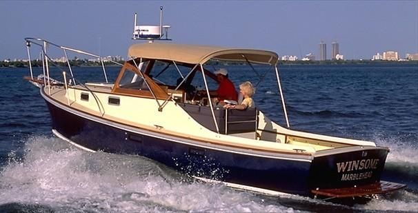 2000 Dyer 29 Soft Top Power Boat For Sale – www.yachtworld.com