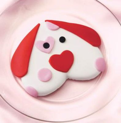 Michaels. This is so adorable. Use a heart shape cookie cutter..