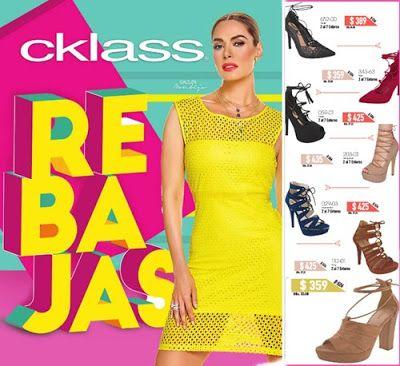 remate cklass junio julio 2016. Hojea variados outlets en ropa, zapatos y accesorios. Moda mexicana en catalogo