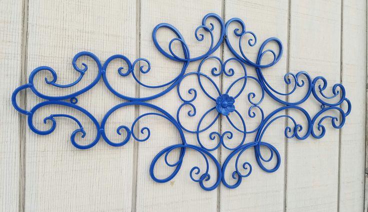 Best 25+ Wrought iron wall decor ideas on Pinterest | Iron ...