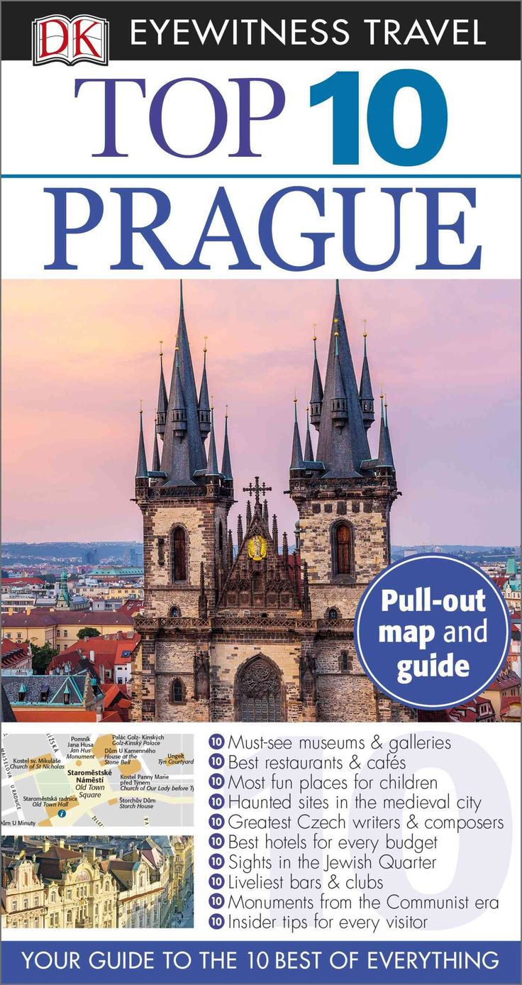 DK Eyewitness Travel Guides: the most maps, photography, and illustrations of any guide. DK Eyewitness Travel Guide: Top 10 Prague is your pocket guide to the very best of the capital city of the Czec