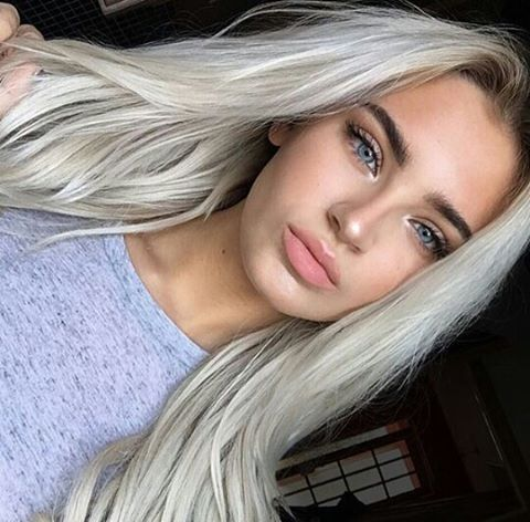 Websta Criesinwhore Grey Hair Looks Good On Everyone