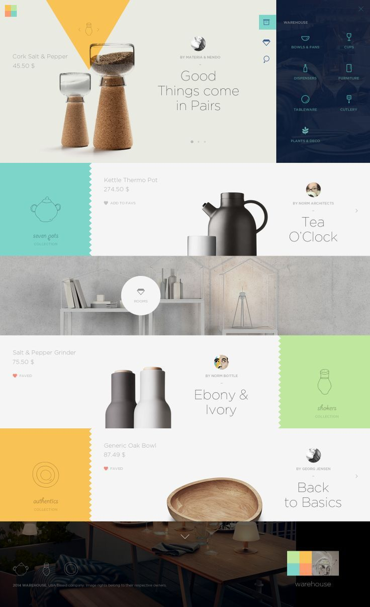 #inspiration #design 40+ Trendy Website Designs For Your Inspiration | From up North
