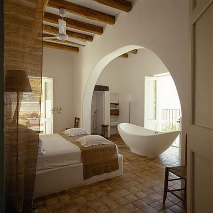 Elegant I LOVE To Incorporate A Bathtub In The Bedroom ...and This One Is