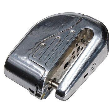 6mm Motorcycle Motorbike Disc Electron Security Lock Alarm - US$13.99
