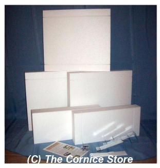 26 Best Diy Easy Window Cornice Kits And Toppers Images On