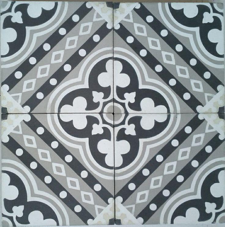 17 best images about carrelages anciens carreaux de ciment on pinterest the floor mosaics. Black Bedroom Furniture Sets. Home Design Ideas