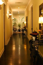 We like to provide a calm, serene environment for all of our guests visiting The Woodhouse Day Spa.