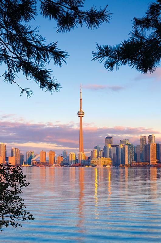 Get two-for-one in Ontario, Canada with its wine country charm and big city appeal