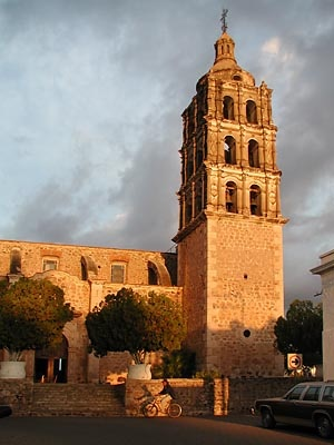Alamos, Sonora Mexico. Where my Grandma was born