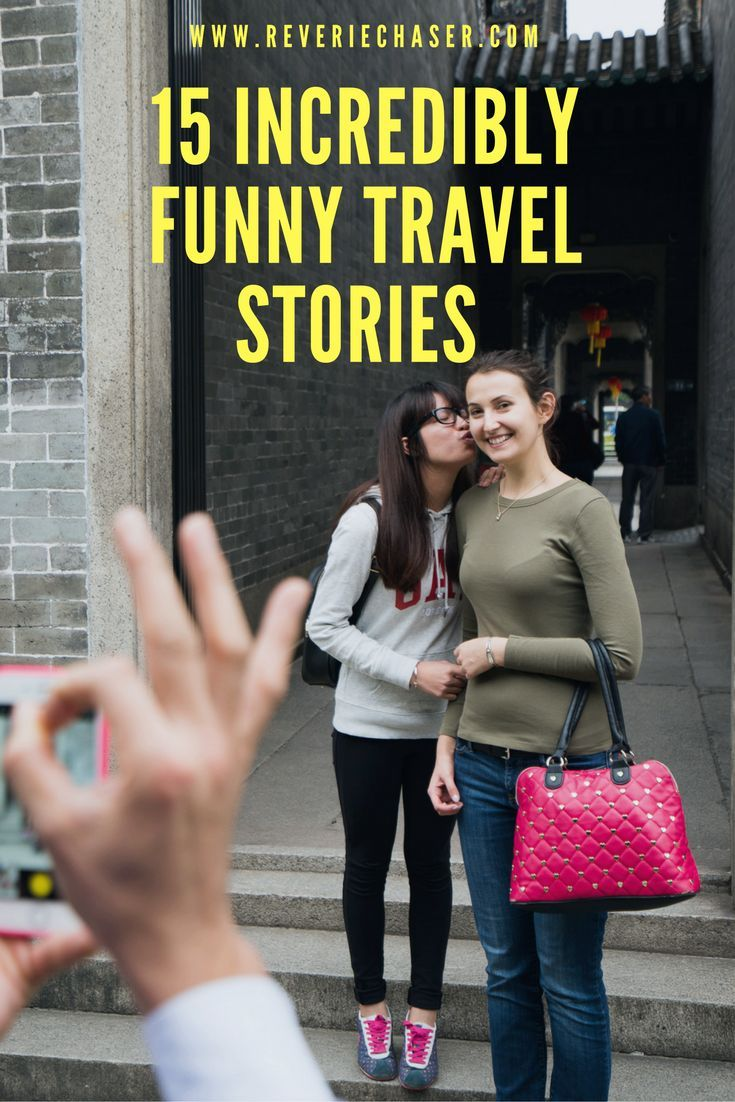 Every traveler has had funny, incredible or sometimes even a little bit scary travel experiences! We decided to collect some of our friends and relatives funniest travel adventure stories, and added to the few we have experienced through the years!  #fun