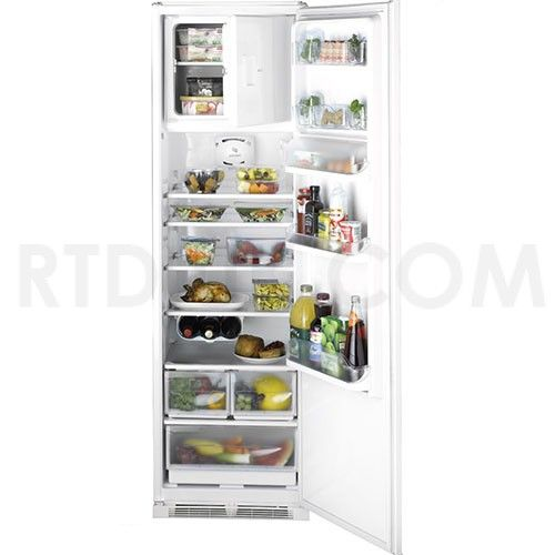 Hotpoint HSZ3022VL 177cm Tall Integrated Ice Box Fridge