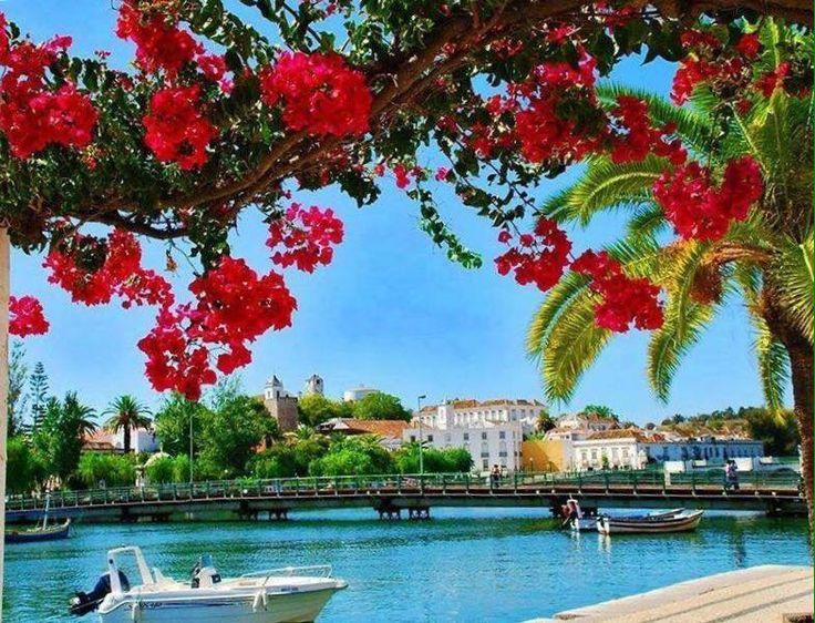 Cidade de Tavira.  Guia Turistíco do Algarve  #Tavira #Algarve #Portugal www.AlgarveBrands.com