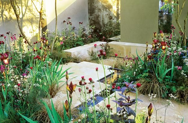 Sarah Price, ascendant British garden designer in the spotlight