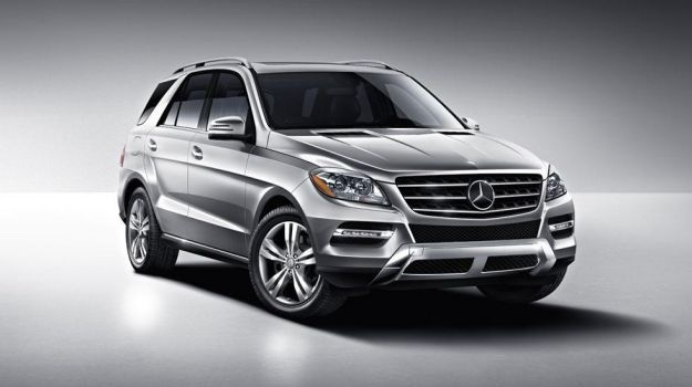 Mercedes recalls floor mats, says they can trap pedals in 2012-13 M-Class models