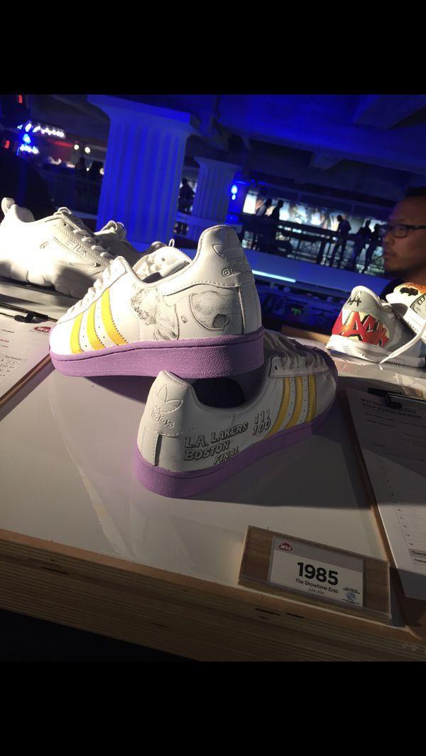 Men Adidas Men's Los Angeles Sneaker Sport