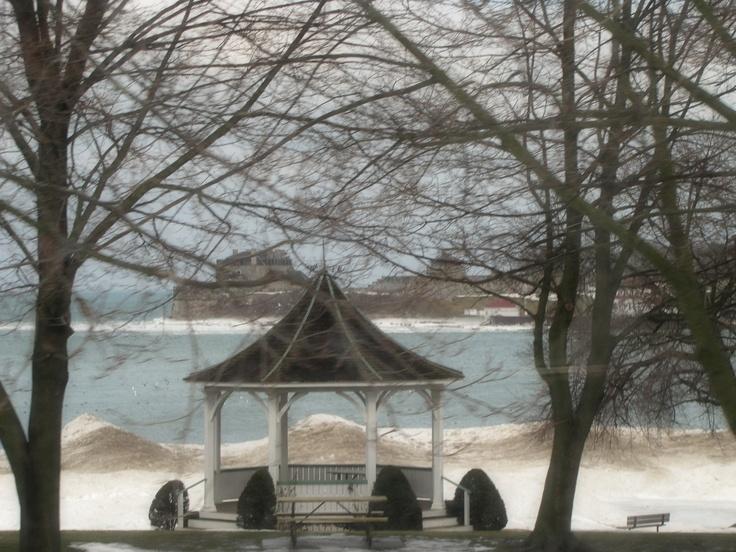 Scene (Lake Ontario)
