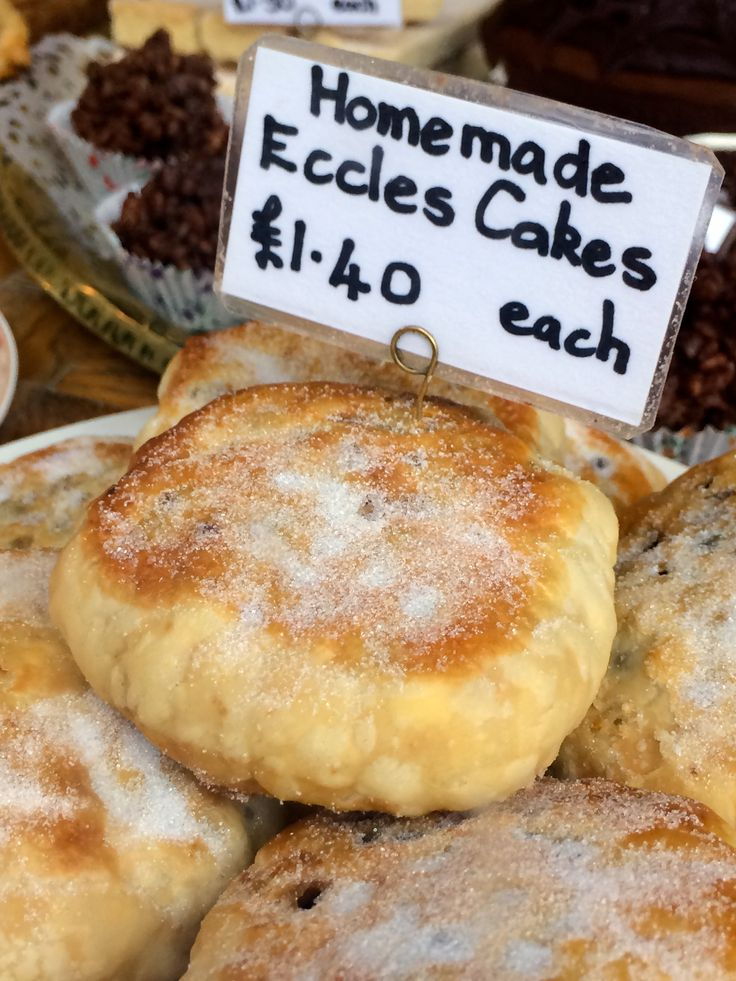 Rye, East Sussex and a great recipe for Eccles Cakes