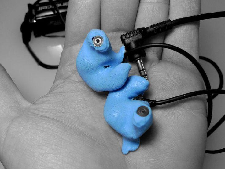 Best 25 custom molded earplugs ideas on pinterest swimming combine custom molded earplugs with in ear headphones for isolated hi fi solutioingenieria Images