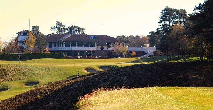 Camberley Heath Golf Club :: Surrey Golf & Events Venue, Weddings, Christmas Parties, Membership, Golf Days, Corporate Events in Frimley, Yateley, Bagshot, Farnborough
