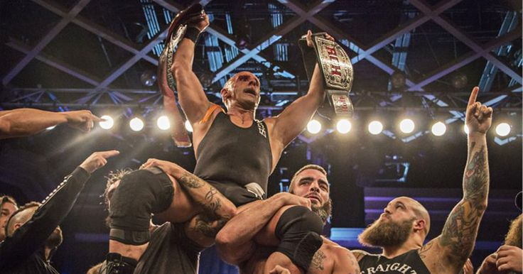 Christopher Daniels talks about capturing the Ring of Honor world title with Rolling Stone.