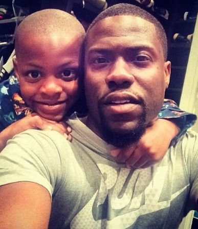 Poor little guy! Kevin Hart makes a HEARTBREAKING confession about his son Hendrix...