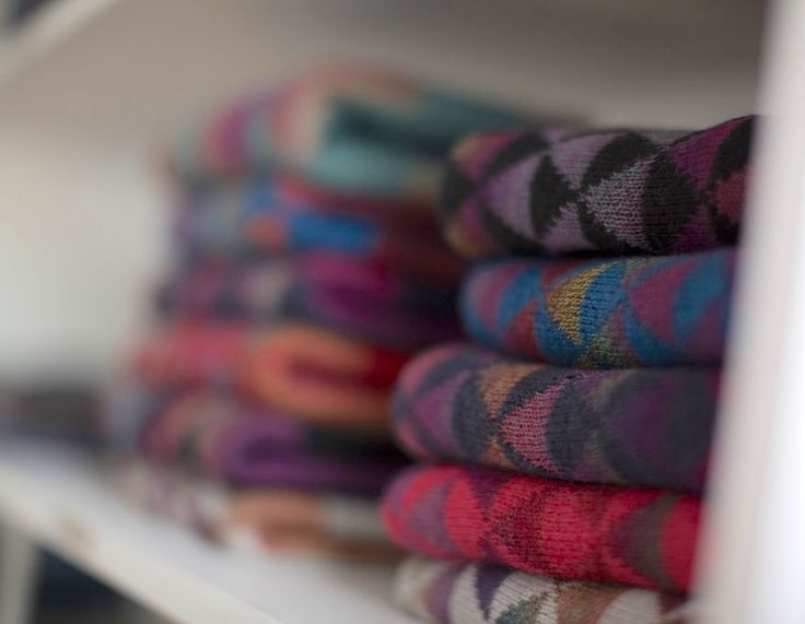 Colourful options for Christmas | McKernan Woollen Mills | Handmade scarves and accessories | Made in Ireland | Irish Design | Mens and Women's Scarves and accessories | Weaving and Knitting
