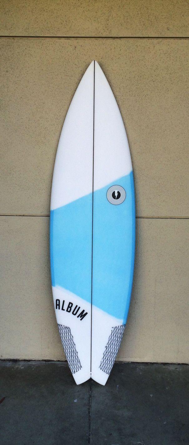 Punk Model  Album Surfboards